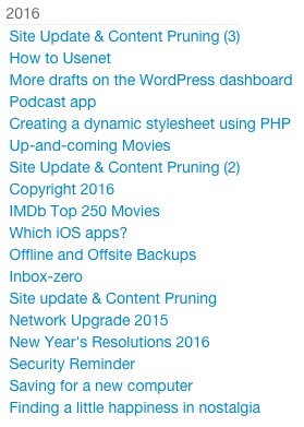 minified stylesheet