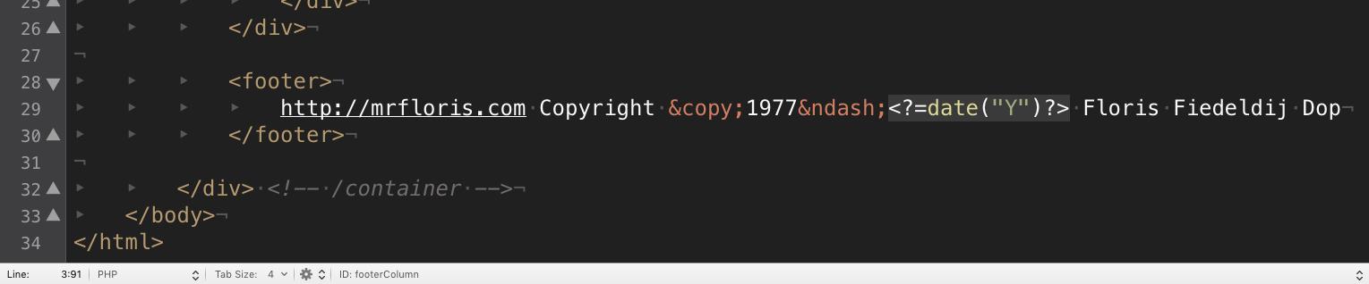 copyright code