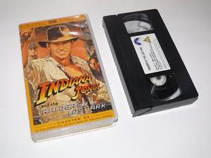 indiana jones tape