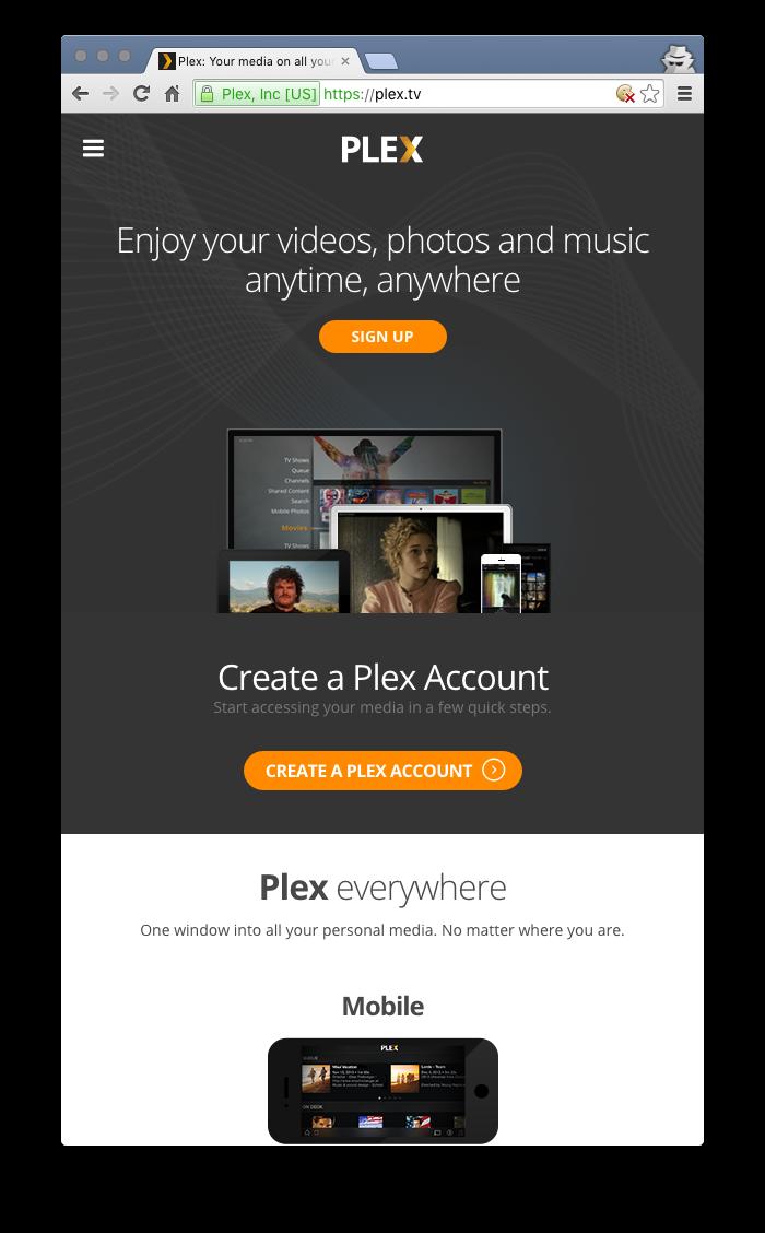 plex site
